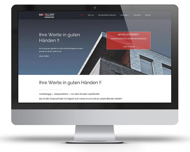 Referenzen Webdesign