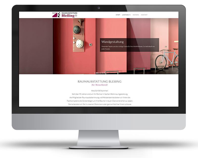 Referenzen Webdesign Freihalter