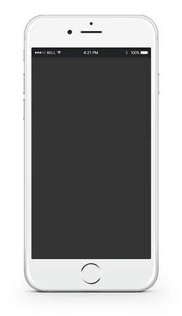 IPhone web design